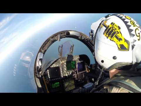 "VFA-27's ""Launch Bar Up"" Cruise Video Teaser"