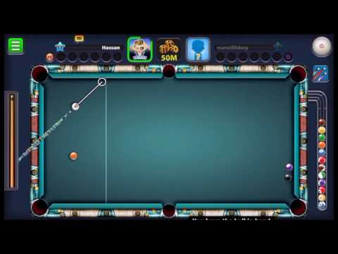 8 Ball Pool - The Best Player In World !!  ( Hassan Alkindi ) + Inderict Shot