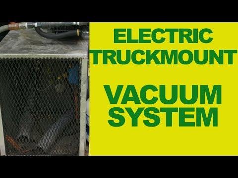 ETM ELECTRIC TRUCKMOUNT VACUUM SYSTEM