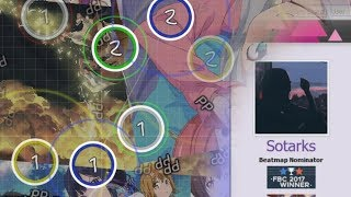 osu!mapping: Sotarks & not only pp