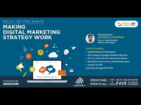 Making Digital Marketing Strategies Work