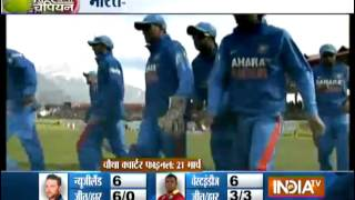 Mauka-Mauka: India Could Play Pakistan in Semi-final of Cricket World Cup 2015 - India TV