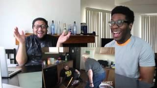 PICKLEBOY BREAKS GRANDPA'S CHAIR! REACTION!!!!