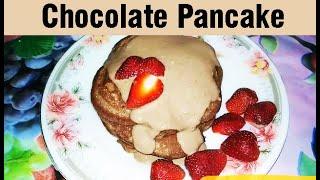 Chocolate Pancake|Iron Chef Pakistan