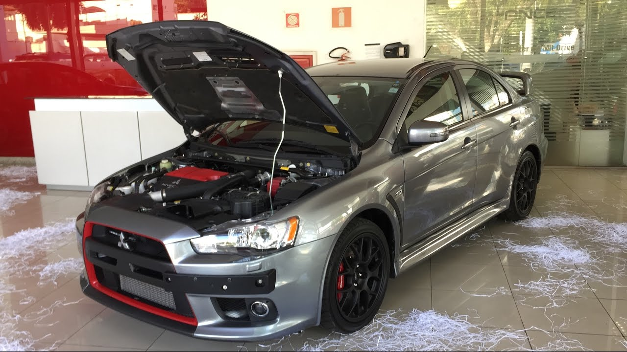 2016 Lancer Evolution >> Mitsubishi Lancer Evolution John Easton (Canal CarClubBrasil) - YouTube