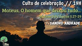 Culto de Celebração 19h // 13 de agosto de 2020 // Igreja Presbiteriana Floresta - GV