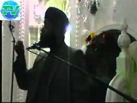 Qari Faqi Ali Noorani Jummah 21.03.14 @ Jummah Masjid