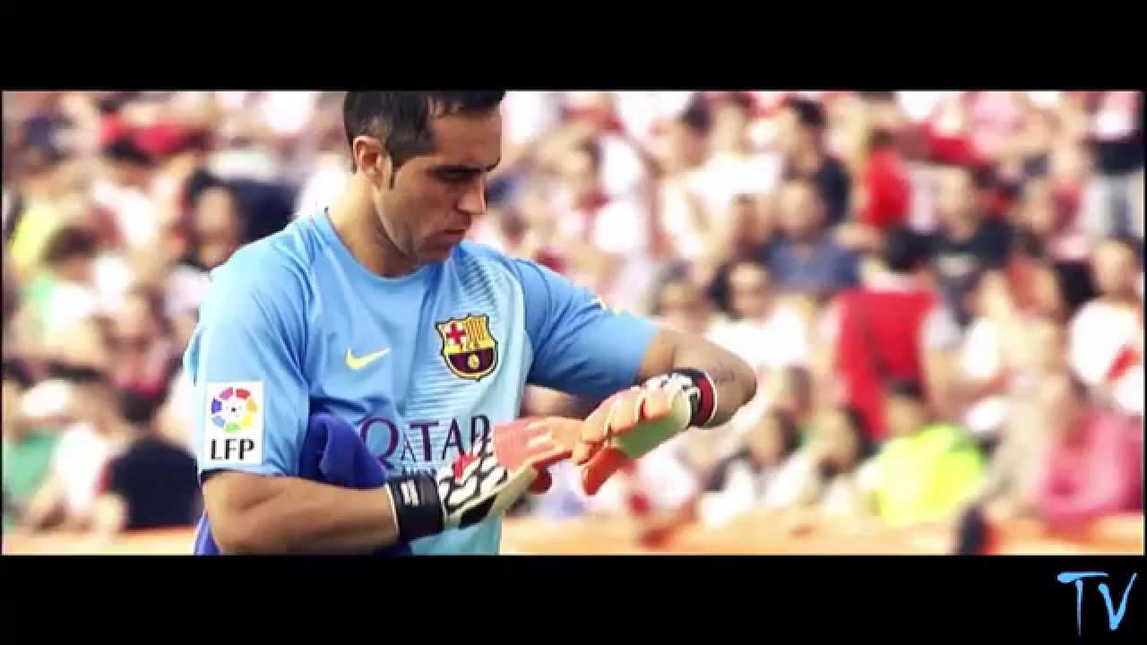 Claudio Bravo The Amazing Goalkeeper