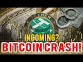 BITCOIN MASSIVE CRASH INCOMING! SHOULD YOU HEDGE IN ALTCOINS?