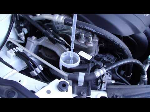 How to add windshield washer fluid Mazda 6. Years 2013 to 2019.
