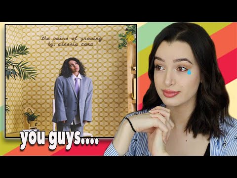 The Pains of Growing (for real though) ~ Alessia Cara Album Reaction