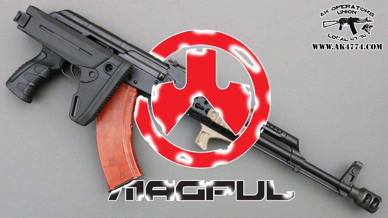 MAGPUL AK furniture - is