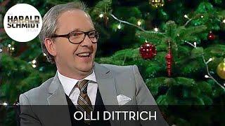 Olli Dittrich über Novak Djokovic und Verona Pooth | Die Harald Schmidt Show (SKY)