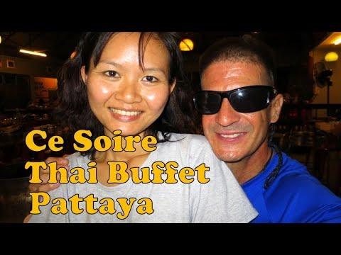 Ce Soire Thai Buffet, Pattaya, Thailand