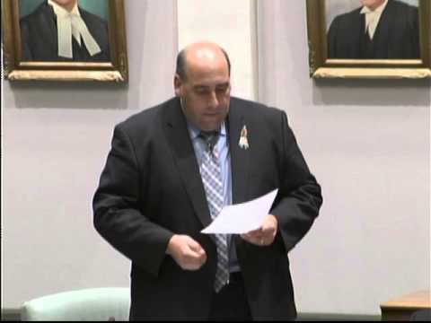 MHA Paul Lane questions Public Tender Act exemptions