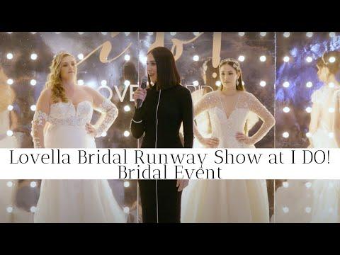 Lovella Bridal Runway Show at I DO! Bridal Event. http://bit.ly/2HDu3dS