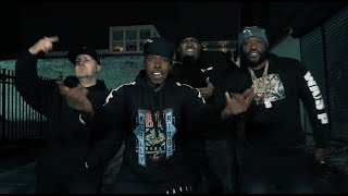 Termanology & Dame Grease Ft. Sheek Louch, Lil Fame & Wais P - Black Mask (New Official Music Video)