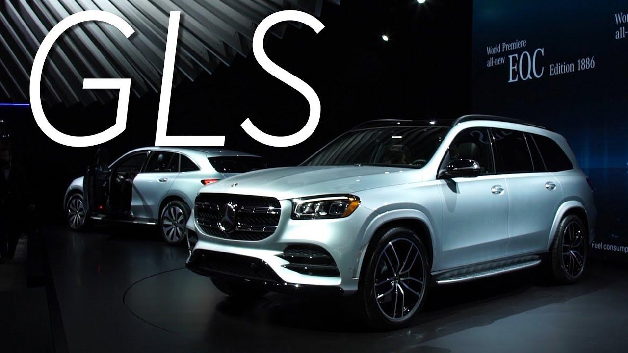 New York Auto Show 2020.2019 New York Auto Show 2020 Mercedes Benz Gls Consumer