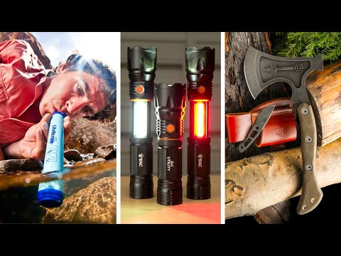 Top 10 Best Survival Gear Essentials List You Must Have
