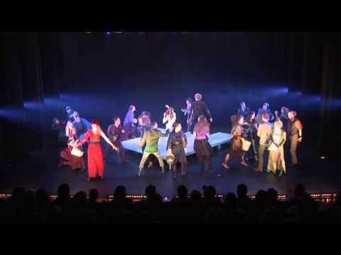 MusicAllFactory Volwassenen - eindvoorstelling 'Tussen Kust en Kitsch'