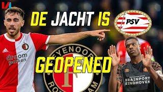 Strijdlustig Feyenoord Opent Jacht Op Kwetsbaar PSV