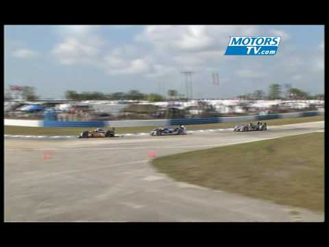 ALMS Start Of The 2009 12 Hours Sebring Motorsport Tv Global