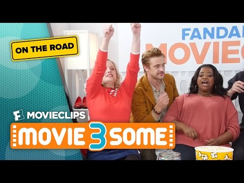 Sundance Special: Sundance or No Dance Game with Cast of The Free World: Movie3Some On The Road