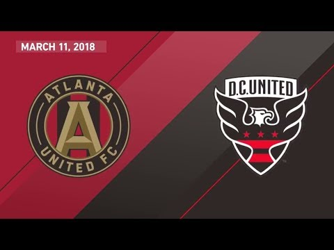 HIGHLIGHTS: Atlanta United vs. D.C. United | March 11, 2018