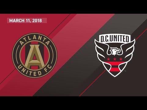 HIGHLIGHTS: Atlanta United vs. D.C. United | March 11, 2018