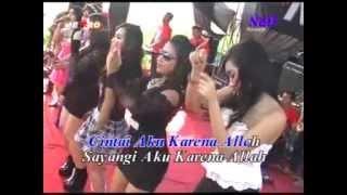 Download Video CINTAI AKU KARENA ALLAH  CAKA - METRO ( KARAOKE TANPA VOCAL ) MP3 3GP MP4
