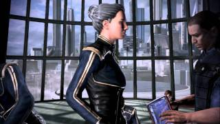 Mass Effect 3 demo - AMD A8-3870K (Llano)  ultra settings gameplay/Performance part 1.
