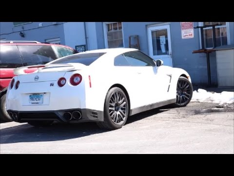 Fiat 500 ABARTH gets good MPG plus NISSAN GTR  YouTube