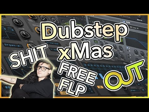 *FREE FLP* Dubstep Christhmas - Shitty Dubstep Drop (VR, WCA) (3/3)