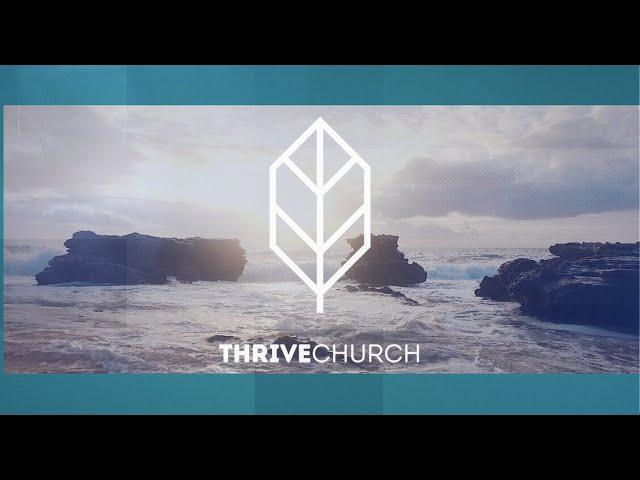 Thrive Church Online | 20th March | Lucas Paleaae