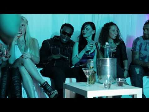 Party On Honorebel FT Disco Fries. Video shoot Behind The Scenes Clean