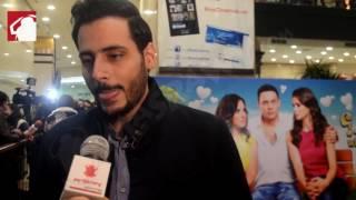 بالفيديو- نجم ''مسرح مصر'': حبي لمصطفى قمر زاد بعد ''فين قلبي''