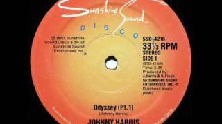 Johnny Harris - Odyssey (Pt.1)(1980)