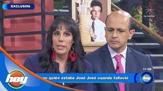 Marysol Sosa aclara de qué murió su padre, José José | Hoy