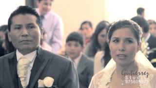 Matrimonio  en Vilcas  Huaman