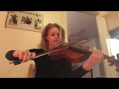 Chords for you to IMPROVISE on (Ashokan Farewell in D)