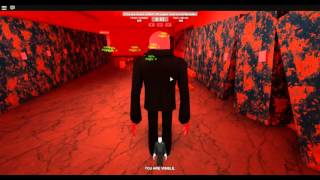[ROBLOX: Stop it Slender 2] - Lets Play w/ Friends Ep 1 - I'm Slender + Win!