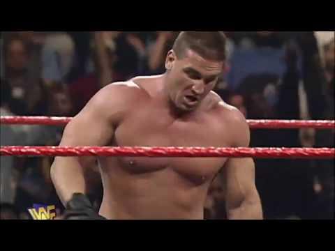 Savio Vega vs Ken Shamrock     Raw 112497