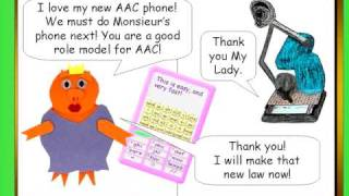 Piggys AAC Phone