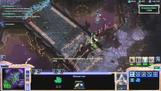 In Utter Darkness Brutal Walkthrough - Starcraft 2: Wings of Liberty