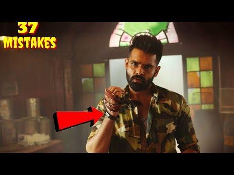 Plenty Mistakes in iSmart Shankar full movie (2020) | Hindi Dubbed Movie | Ram Pothineni, Nidhi