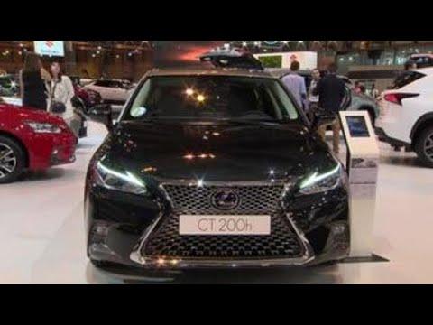 Lexus presenta cuatro primicias en España al público del salón Madrid Auto