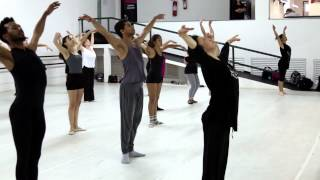 Workshop de Lyrical Jazz com Erika Novachi