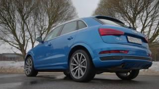 Audi Q3. Моторы. Выпуск 264