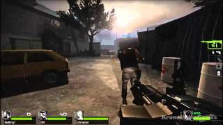 Left 4 Dead 2 Gameplay PC HD