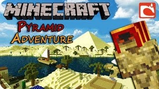 Adventure Map - Minecraft - PYRAMID ADVENTURE #1
